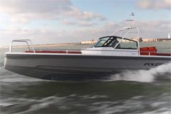 Axopar 28 OC - Sportboat Test from Motorboat & Yachting