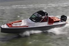 Axopar 28 OC - Ultimate sportboat group test from Motor Boat & Yachting