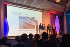 Nimbus W9 European Power Boat of the Year 2019