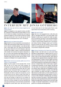 Interview mit Jonas Götberg
