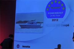 boot 2012 - Powerboat of the year